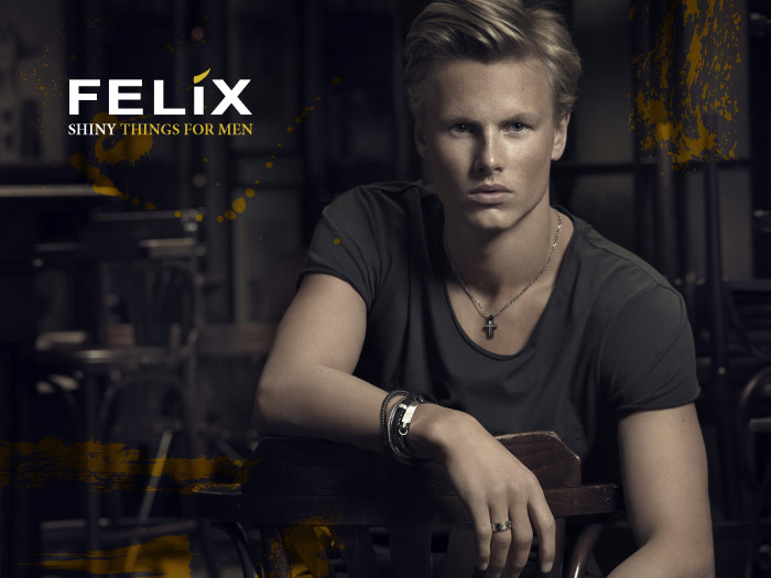 FELIX – SHINY THINGS FOR MEN with Lavrans Solli!